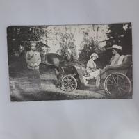 """Набор открыток """"Николай II"""" 5шт. 1910 - 1916 гг"""
