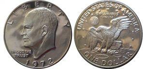 1 доллар Эйзенхауэр