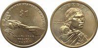 """1 доллар Сакагавеи """"Договор с Вампаноагами"""""""