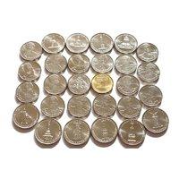 Набор монет РФ 200 летие победы 1812 г в альбоме