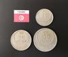 Набор монет Тунис 1908 и 1916 г.