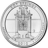 25 центов Хот Спрингс