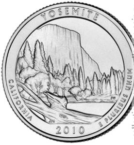25 центов Йосемити