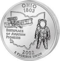 25 центов Огайо