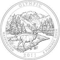 25 центов Олимпик