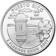 25 центов Пуэрто-Рико