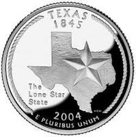 25 центов Техас