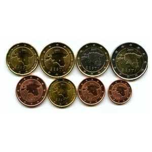 Набор монет ЕВРО Эстония
