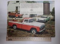"""Книга """"Знакомит с замечательной семьей фордовских автомобилей выпуска 1959 года"""" 1959 г"""