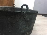 Котел медный Средневековье 85 см