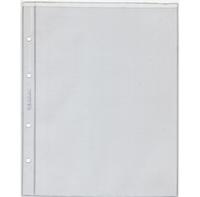 Лист вертикальный для бон, открыток (1 бона). Формат Numis