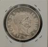 "Монета Италия 20 лир 1928 г. ""Виктор Эмануил III"" серебро (AG)"