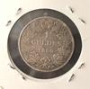 Монета Германия 1 гульден 1860 Бавария Максимилиан II серебро (AG)