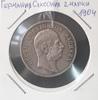 Монета Германия Саксония 2 марки 1904 Георг Посмертная серебро (AG)
