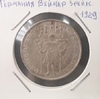 Монета Германия Веймар 3 рейхсмарки 1929 г. 1000 лет Мейсену серебро (AG)