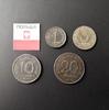 Набор монет Польша 1917-1918 г.