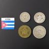 Набор монет Куба 1943г., 1946г., 1949г.