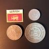 Набор монет Цейлон 1957г., 1963г., 1965г.