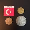Набор монет Турция 1938г.-1940г.