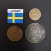 Набор монет Швеция 1914г., 1921г., 1926г.