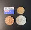 Набор монет Австралия 1966г.