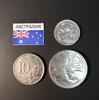 Набор монет Австралия 2000г., 2005г., 2008г.