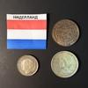 Набор монет Нидерланды 1914г., 1922г., 1936г.