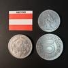 Набор монет Австрия 1947г.,1950г.