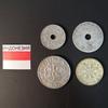 Набор монет Индонезия 1951г., 1952г.