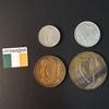 Набор монет Ирландия 1937г., 1940г.,1942г., 1956г.