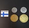 Набор монет Финляндия 1953г., 1954г., 1956г.