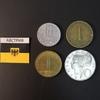 Набор монет Австрия 1959г.. 1970г, 1981г., 1991г.