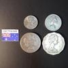 Набор монет Австралия 1983г., 1984г.,1988г., 2001г.