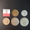 Набор монет Польша 1949г.