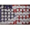 Альбом Юбилейные однодолларовые монеты США (президенты)