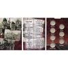 Альбом для памятных монет Города-герои
