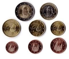 Набор монет Евро Испания
