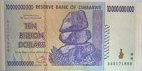 Бона Зимбабве 10 миллиардов  долларов 2008